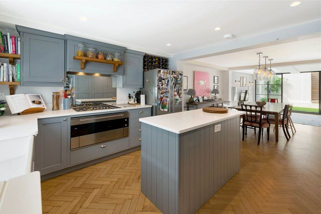 Thumbnail Terraced house for sale in Frere Street, London