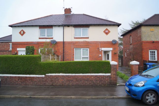 Thumbnail Semi-detached house to rent in Ashburton Road, Stockport