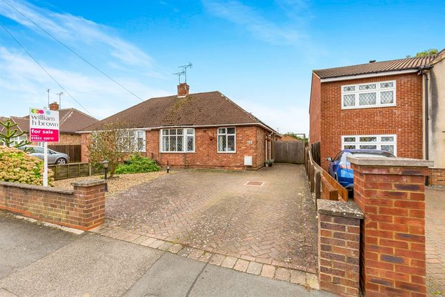 2 bed semi-detached bungalow for sale in Hall Avenue, Rushden