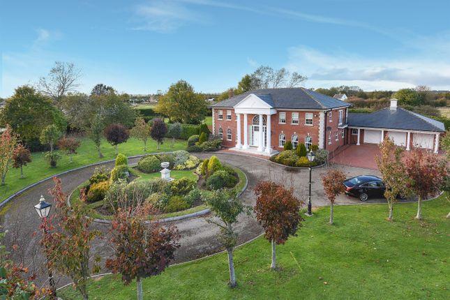 Thumbnail Detached house for sale in Rectory Lane, Addlethorpe, Skegness