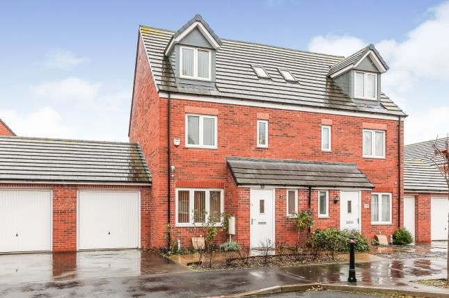 Thumbnail Semi-detached house for sale in Silvermere Park Way, Sheldon, West Midlands, Birmingham