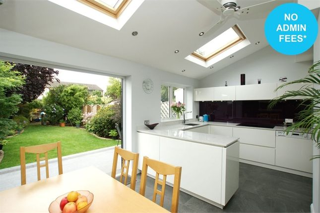 Thumbnail Semi-detached house to rent in Nightingale Road, West Molesey, Surrey