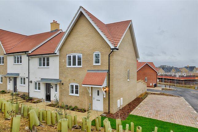 3 bedroom end terrace house for sale in Grant Road, Bishop's Stortford