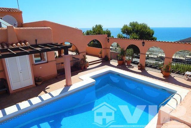 Thumbnail Villa for sale in Calle Macenas, Mojácar, Almería, Andalusia, Spain
