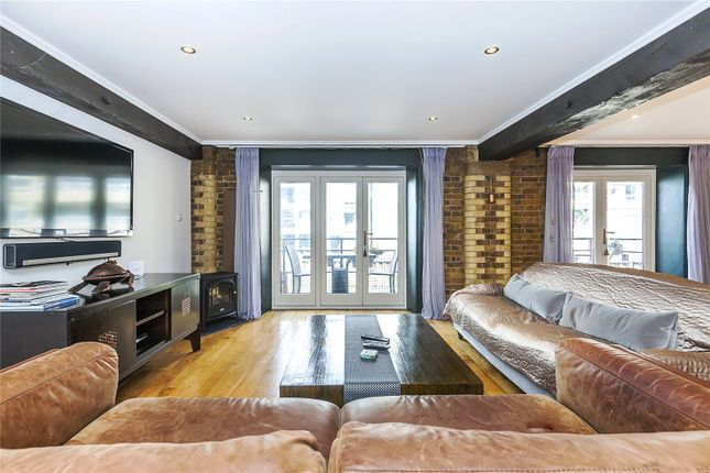 Thumbnail Flat for sale in St. Saviours Wharf, 25 Mill Street, London
