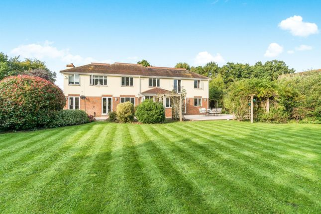 Thumbnail Detached house for sale in Ockwells Road, Maidenhead