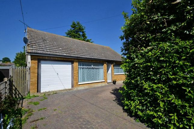 2 bed detached bungalow for sale in Drake Avenue, Minster On Sea, Sheerness