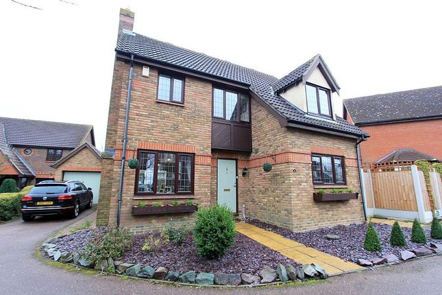 Thumbnail Detached house for sale in Pavilion Place, Billericay, Essex
