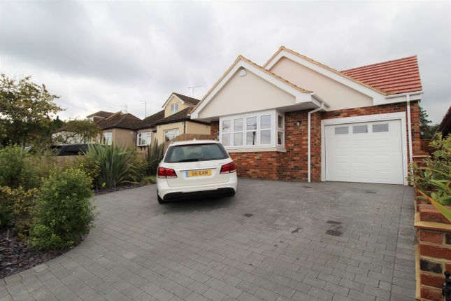 Thumbnail Detached bungalow for sale in Mortimer Road, Rayleigh