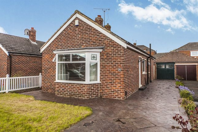2 bed semi-detached bungalow for sale in Blue Bell Grove, Middlesbrough
