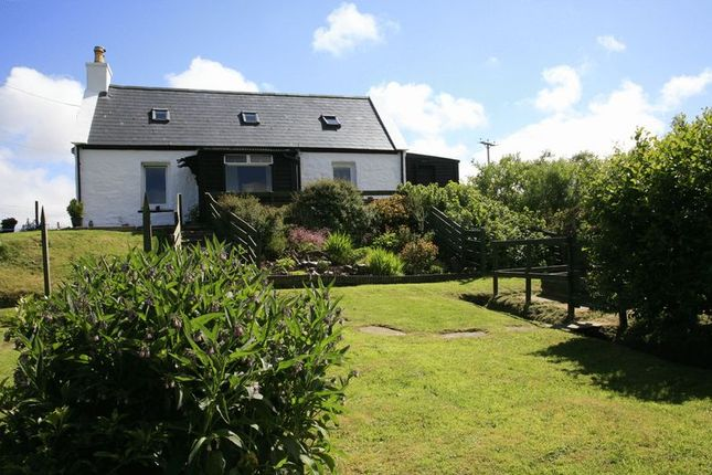 Cottage for sale in Staffin, Portree