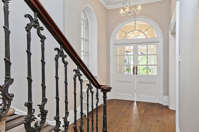 Thumbnail Terraced house to rent in Kensington Gate, London
