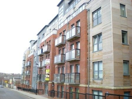 Thumbnail Property to rent in Q4 Apartments, 185 Upper Allen Street, Sheffield