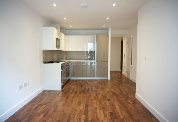 Thumbnail Flat for sale in Discovery House, Juniper Drive, Battersea Reach, Wandsworth, London