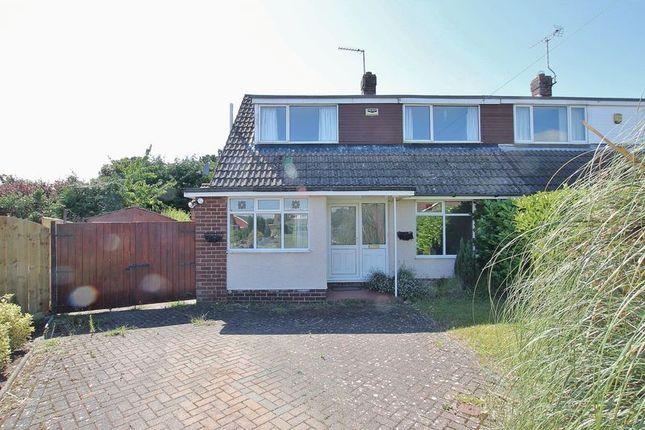 Thumbnail Semi-detached house to rent in Lambert Avenue, Elloughton, Brough