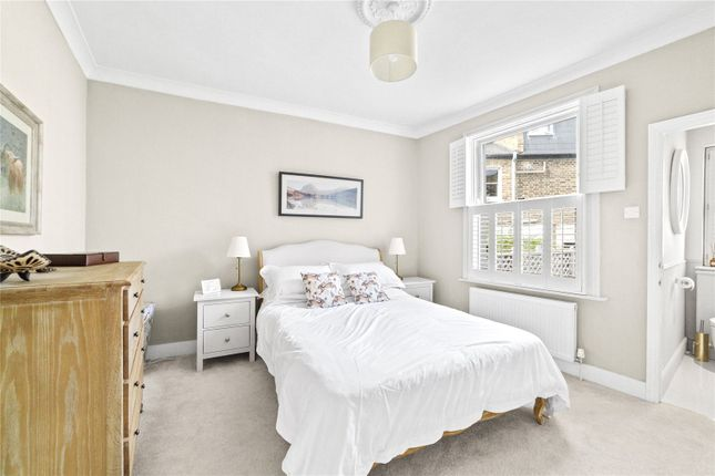 Master Bedroom of Parkville Road, London SW6