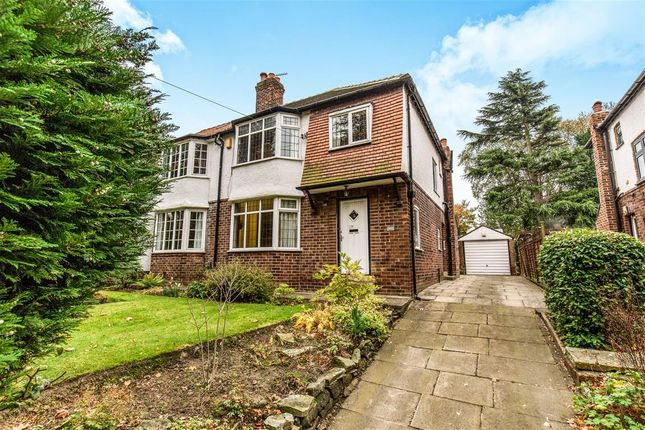 Thumbnail Semi-detached house for sale in Scott Hall Road, Leeds