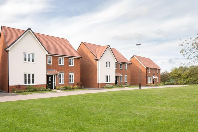 """Thumbnail Detached house for sale in """"Chelworth"""" at Locksbridge Road, Picket Piece, Andover"""