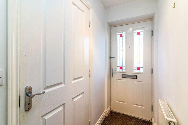 Entrance Hallway of Merchant Croft, Barnsley, South Yorkshire S71