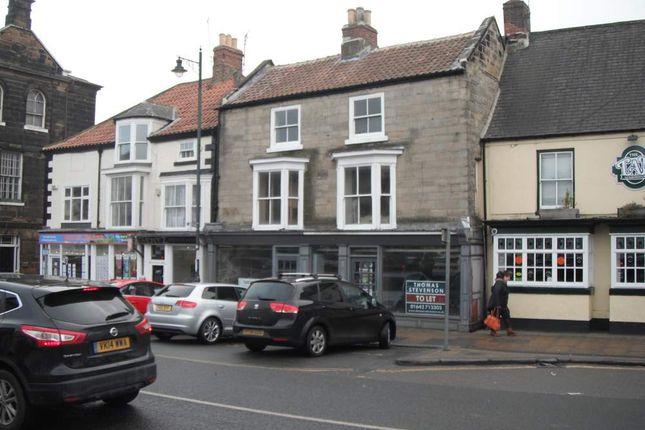 Thumbnail Retail premises to let in 7-9 Westgate, Guisborough TS14, Guisborough,