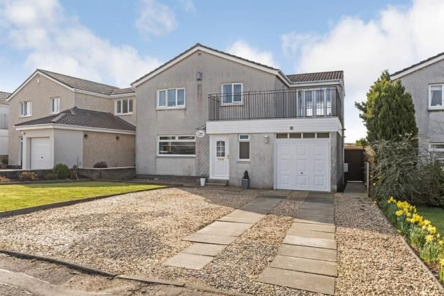 Thumbnail Detached house for sale in Waterlands Gardens, Carluke, Lanarkshire, Scotland