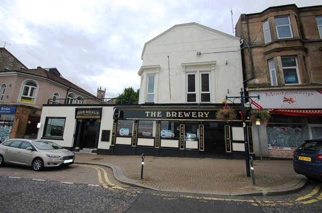Thumbnail Pub/bar to let in Argyll Street, Dunoon, Argyll And Bute