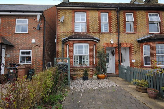 Thumbnail Semi-detached house for sale in Main Road, Broomfield, Chelmsford, Essex
