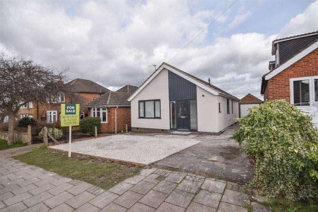 Thumbnail Detached bungalow for sale in Waddington Drive, West Bridgford, Nottingham