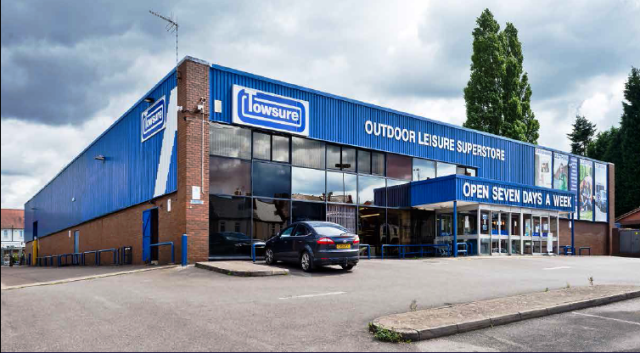 Thumbnail Warehouse for sale in Towsure Products Ltd, Long Lane, Halesowen
