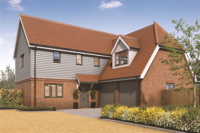 Thumbnail Property for sale in Orchard Gardens, Melbourn