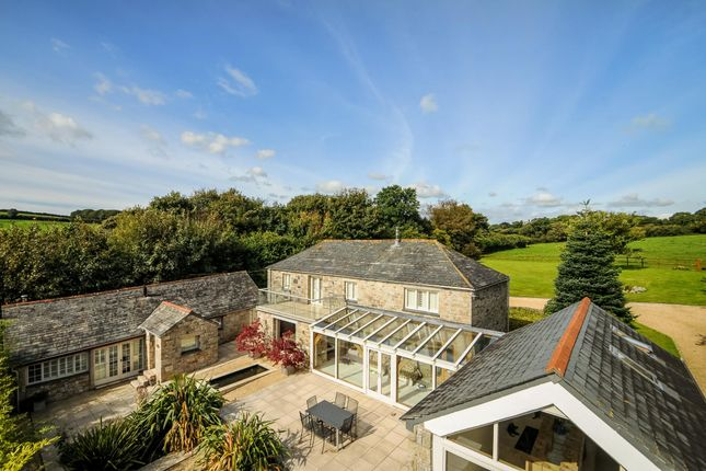 Thumbnail Detached house for sale in Tresarrett, Blisland, Bodmin, Cornwall
