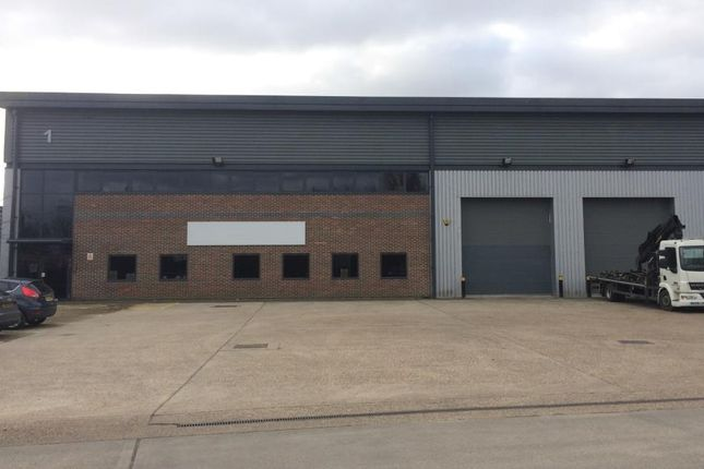 Industrial to let in Unit 1 Langley Park, Waterside Drive, Langley