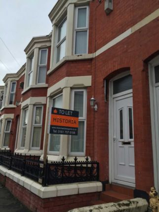 Thumbnail Shared accommodation to rent in Albert Edward Road, Kensington, Liverpool