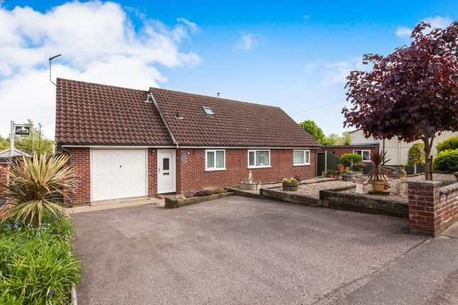 Thumbnail Bungalow for sale in Yarmouth Road, Broome, Bungay