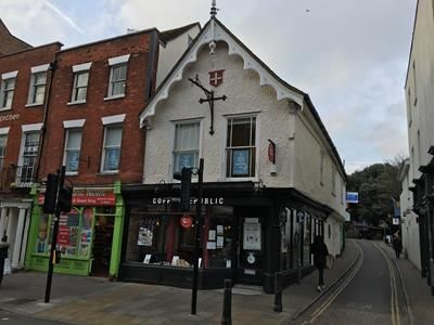 Thumbnail Restaurant/cafe to let in Basement And Ground Floor, Head Street, Colchester, Essex