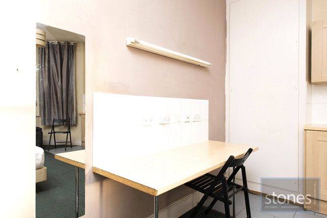 Study Area of Finchley Road, London NW3