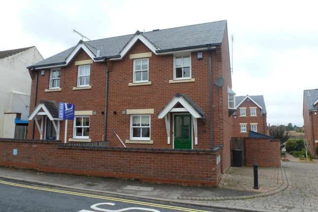 Thumbnail Semi-detached house to rent in Commodore Road, Oulton Broad, Lowestoft