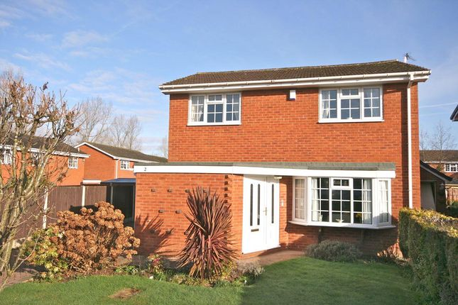 Thumbnail Detached house for sale in Knightsbridge Crescent, Stirchley, Telford