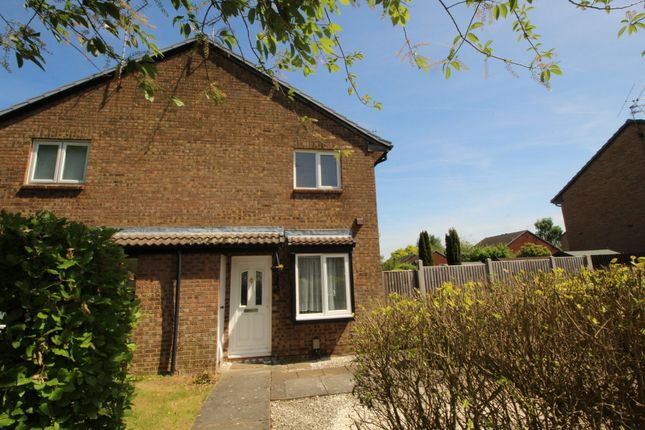 Thumbnail End terrace house to rent in Forresters Drive, Welwyn Garden City, Hertfordshire