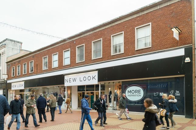 Thumbnail Retail premises for sale in Hope Street, Wrexham