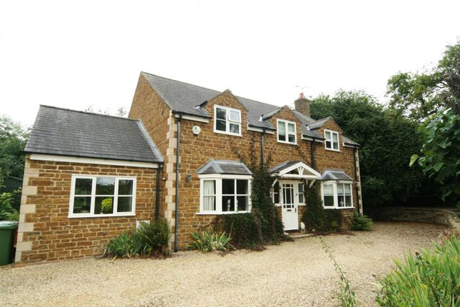 Thumbnail Detached house to rent in Brooke Road, Braunston, Oakham