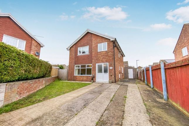 4 bed detached house for sale in Kenson Close, Rhoose, Barry CF62