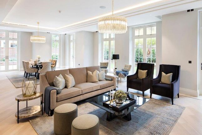 Thumbnail Flat to rent in The Bishops Avenue, London