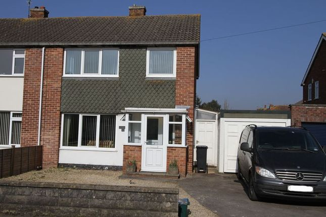 Thumbnail Semi-detached house to rent in Halswell Road, Clevedon