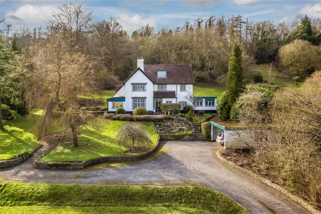 Thumbnail Detached house for sale in Butlers Dene Road, Woldingham, Caterham, Surrey