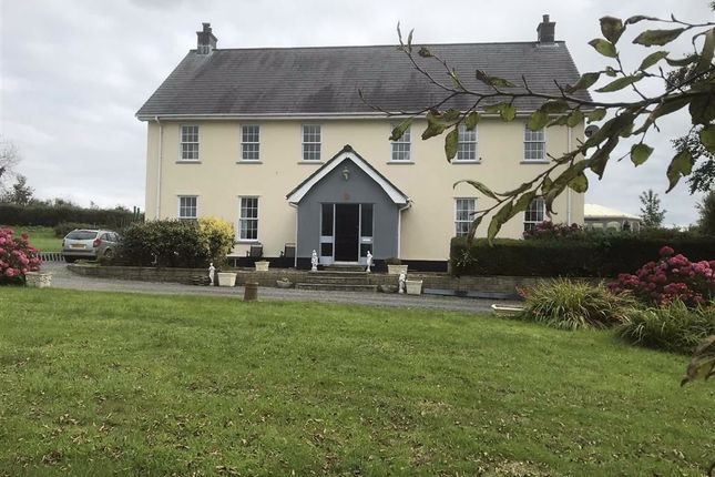 Thumbnail Detached house for sale in Hermon, Cynwyl Elfed, Carmarthen