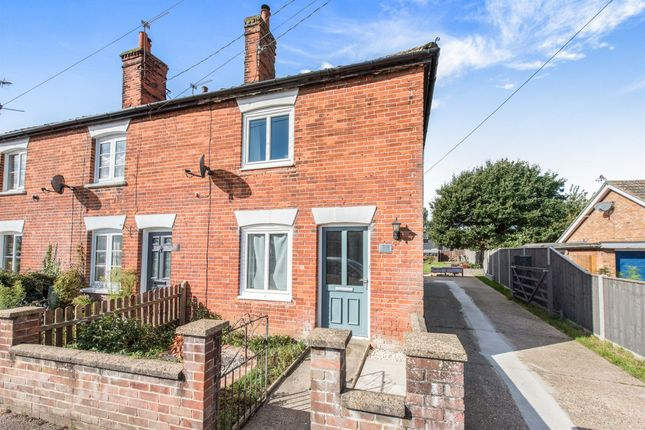 2 bed end terrace house for sale in Mission Road, Diss IP22
