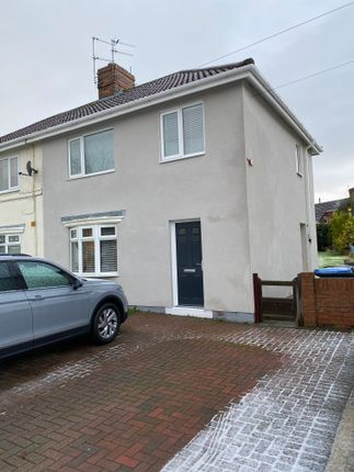 Thumbnail Semi-detached house to rent in Oxley Terrace, Pity Me, Durham