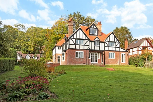 Thumbnail Detached house to rent in Wantage Road, Streatley, Reading