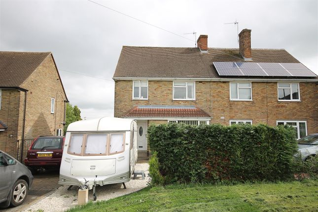 Thumbnail Semi-detached house for sale in Ulverston Road, Newbold, Chesterfield